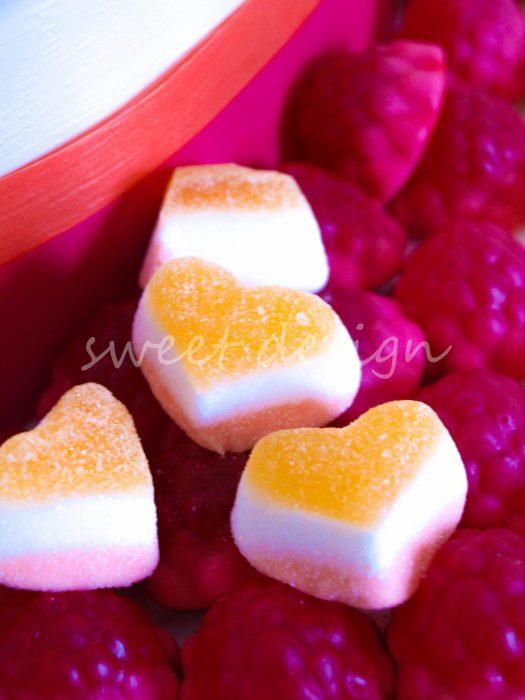 Diseños dulces personalizados
