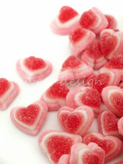 Gominolas de Corazón