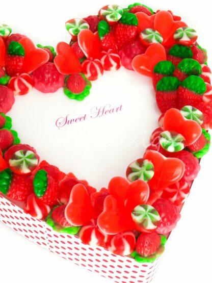 Corazón de chuches