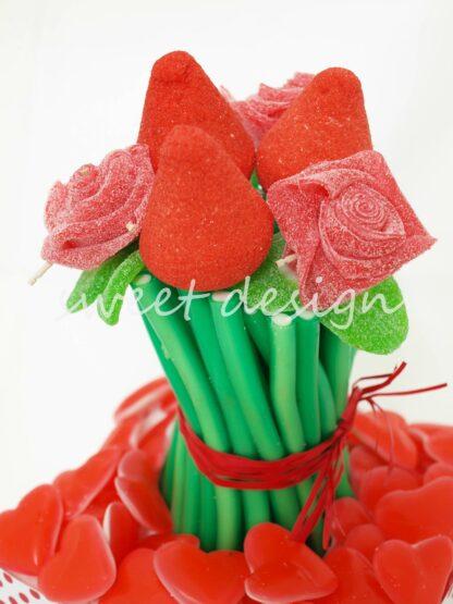 Ramo de rosas original