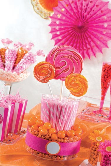 Envases para mesas dulces