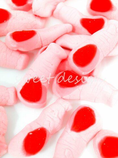 Dedos de gominola