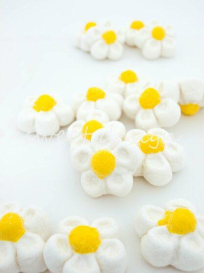 Golosinas con forma de flor