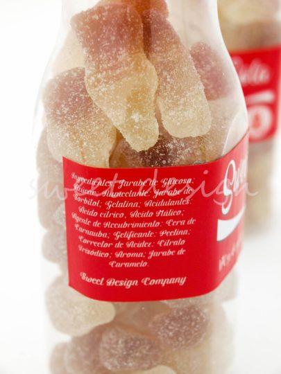 Regalo original sabor Cola