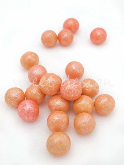 Bolas Naranjas de chocolate