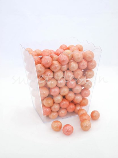 Envases con bolas de chocolate online