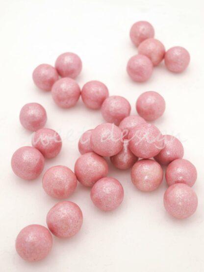 Bolas Rosas para mesa dulce