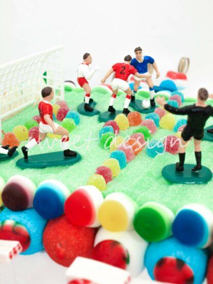 Futbolín de golosinas original