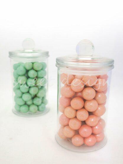 Bolas de colores para boda