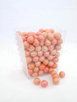 Chocolates naranjas
