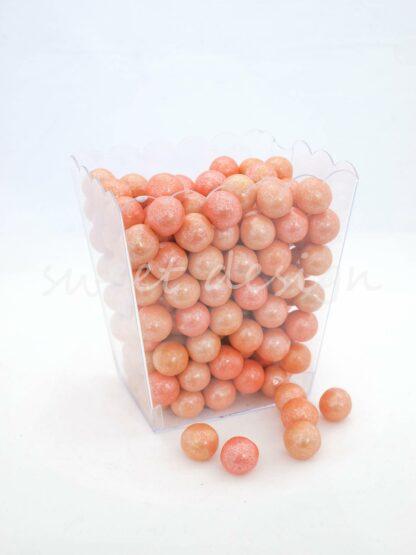 Chocolates naranjas