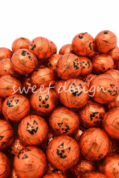 chocolates de halloween