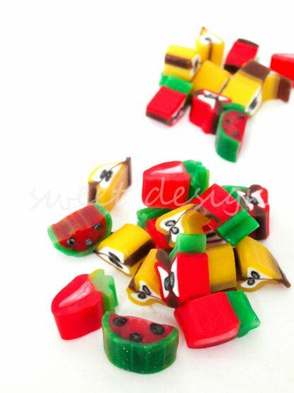 Gominolas de fruta al peso