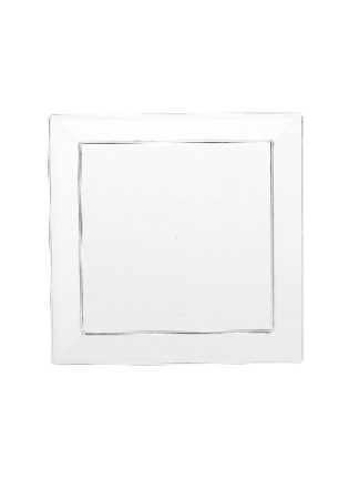 Plato de plástico cuadrado online
