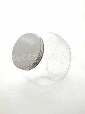 Bombonera de vidrio