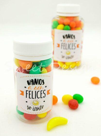 Caramelos frutitas pica online