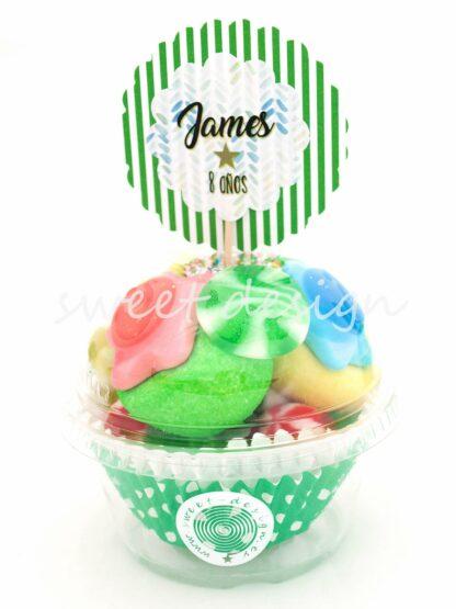 Candy bar personalizado