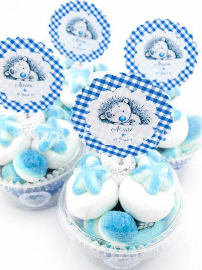 Cupcake de golosinas online