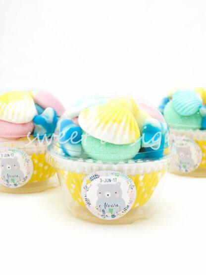 Golosinas para candy bar