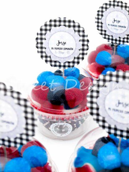 Material para Candy Bar