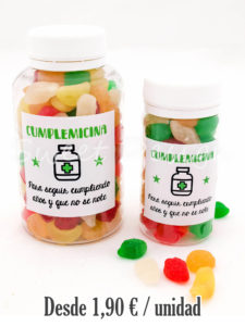 REGALO ORIGINAL CHUCHES