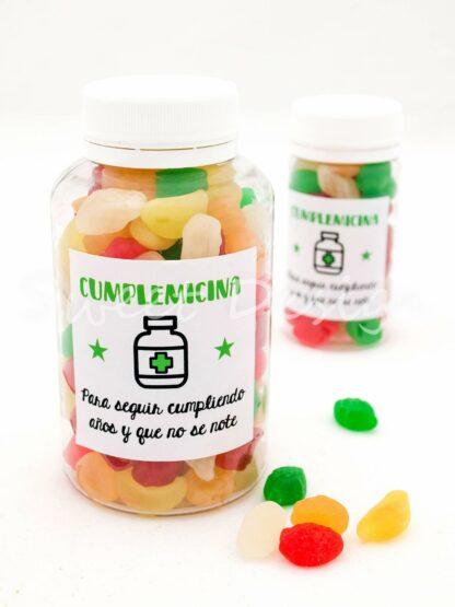 REGALO ORIGINAL CUMPLEAÑOS CHUCHES