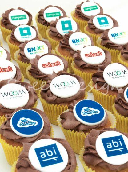 cupcakes promocionales y originales