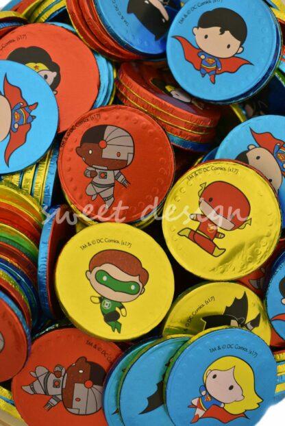 Chocolatinas personajes comic