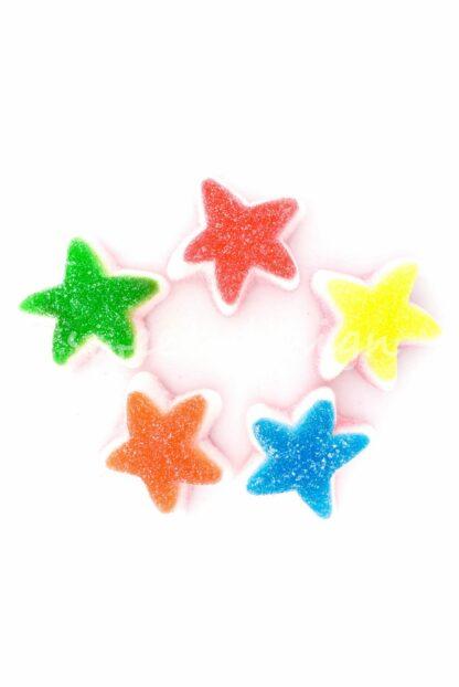 comprar chuches con forma de estrella