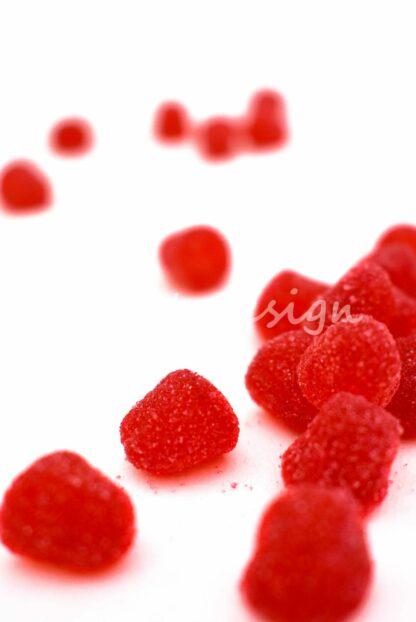 gominolas rojas para botecitos