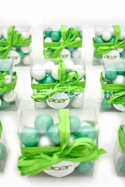 regalo de empresa para clientes con chocolates
