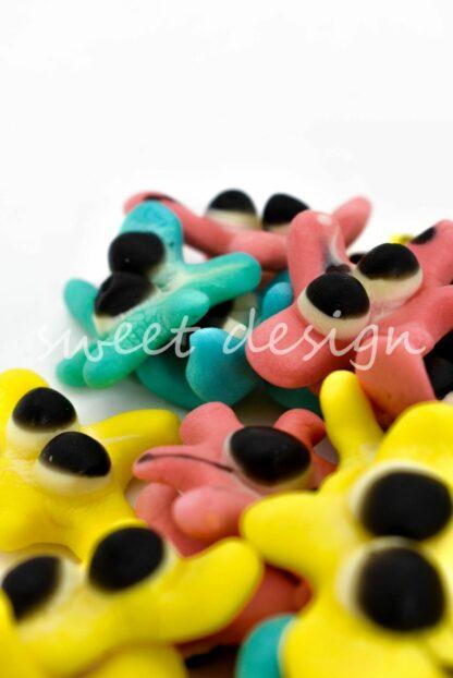 chuches multicolor para fiestas