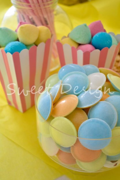 chuches para baby shower