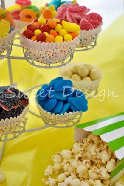 candy bar con chuches