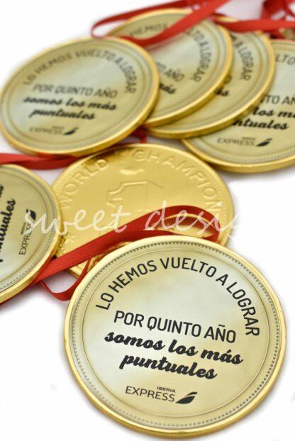 REGALO CORPORATIVO CON CHOCOLATES