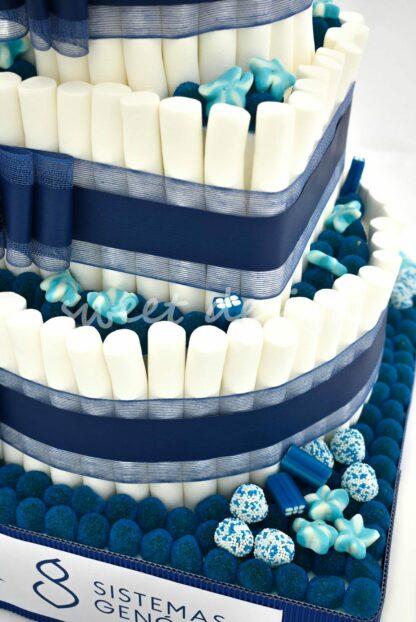 diseño de tartas personalizado para eventos