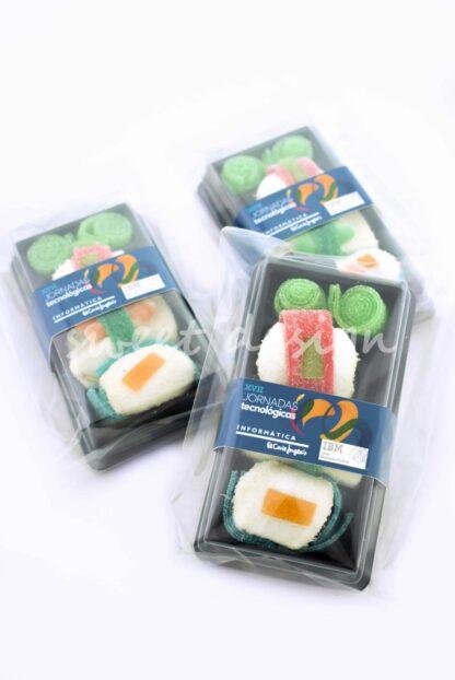 Bandeja de Sushi Personalizado