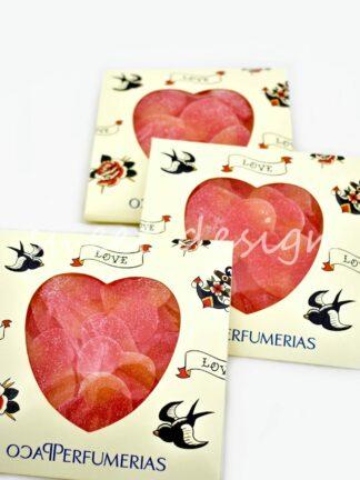 Cartoncito Corporativo para San Valentín