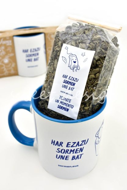 regalo corporativo con té