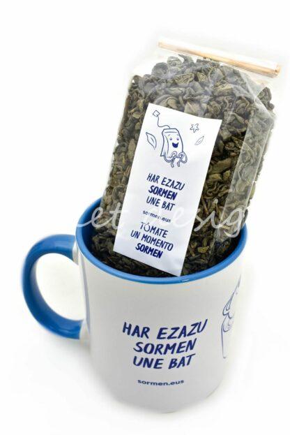 Pack de Té y Taza