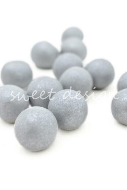 Bolas Plata de Chocolate Blanco y Cereal