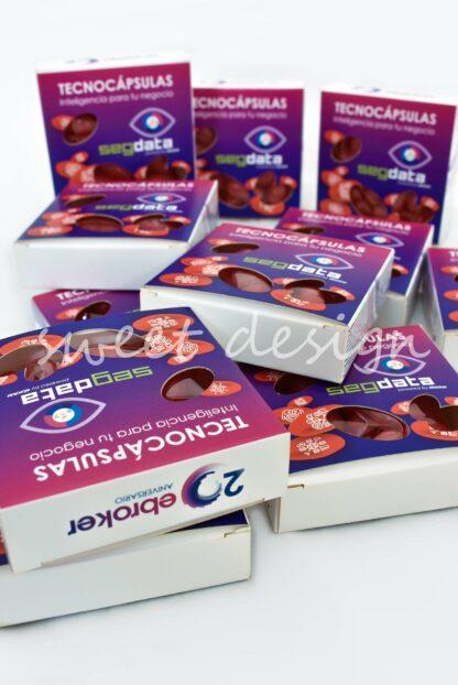 capsulas de caramelos