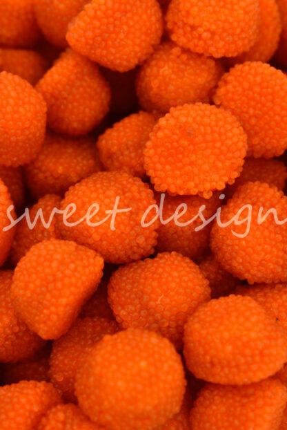 moras de naranja y limón