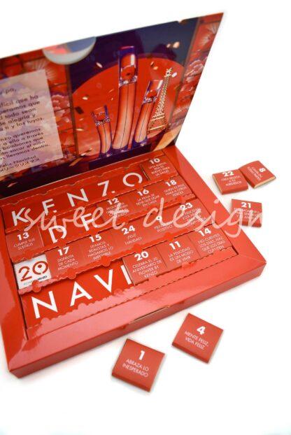 Calendario Adviento Kenzo