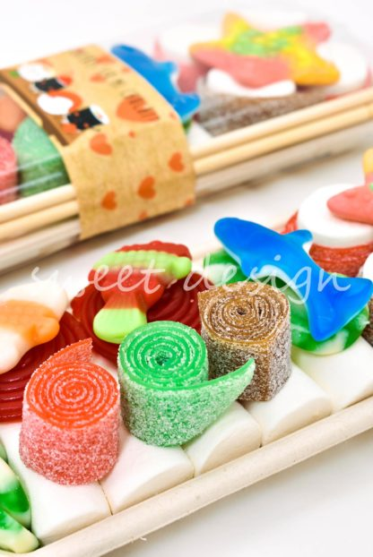 Sushi del Buen Rollito en Bandeja Ecológica