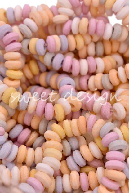 collares de caramelo